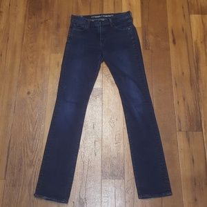 citizens of humanity size 27 skinny straight leg